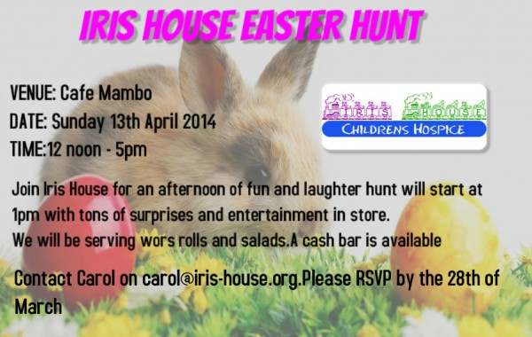 Easter Egg Hunt 13th April