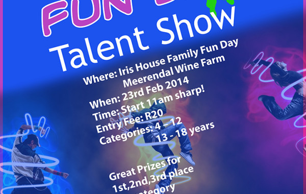 Iris House Family Fun Day Talent Show 2014