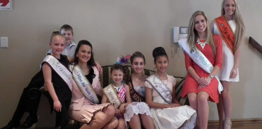 Cuppa4Care Kicks off with Miss Jnr SA event