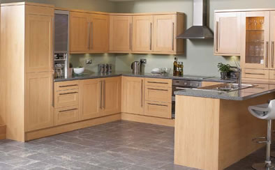 Exquisite Kitchen Units For Small Kitchens Wooden Furniture White Wall ...