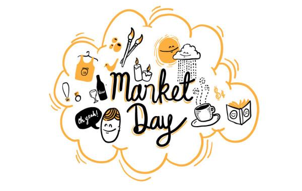 Iris House Family Market Day