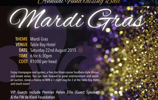 Iris House Madri Gras Ball – 2015