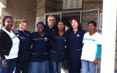 Mfuleni Visit by Rotary -Twickenham-upon-Thames