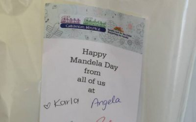 Iris House – Mandela Day 2015