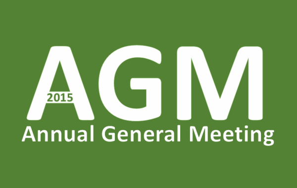 AGM – 2015