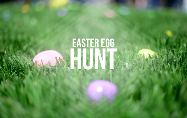 Family Easter Egg Hunt – Sunday 20th March