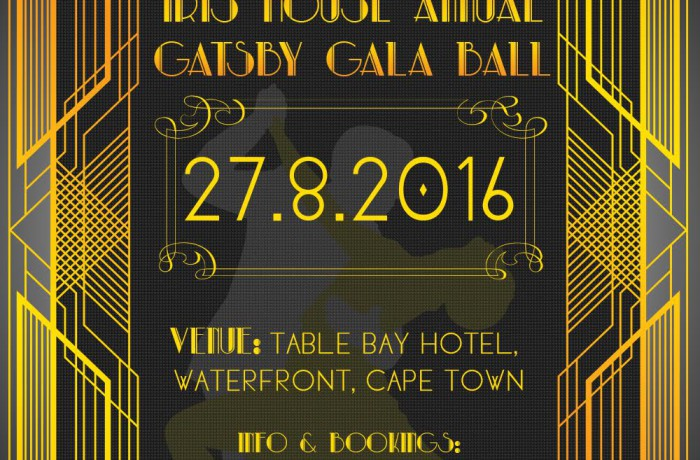 Iris House – de Vere Acuma Annual Grand Ball – 27th August 2016