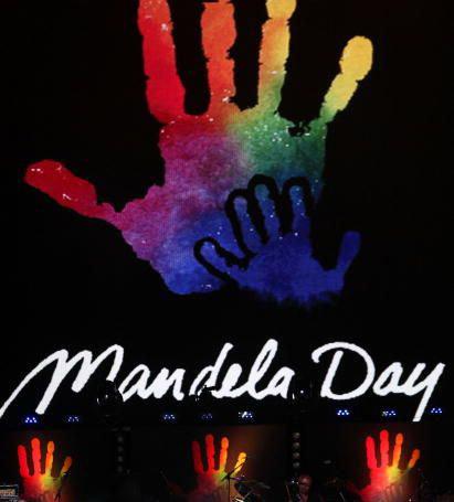 Mandela Day – 67 Minutes 18th July
