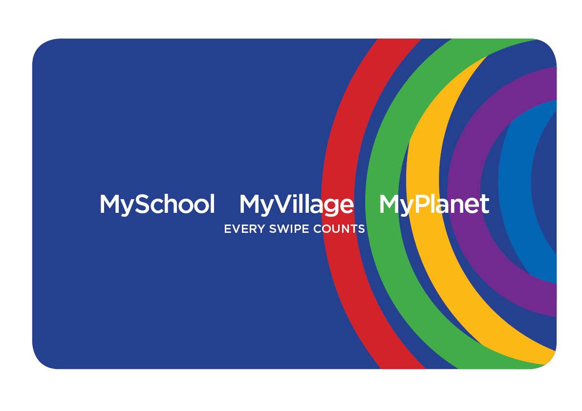 Add Iris House to your MySchool MyVillage Card