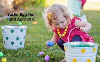 Family Easter Egg Hunt