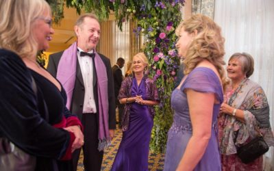 Iris House – de Vere Acuma Purple Ball