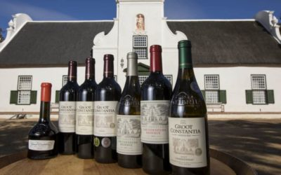 Wine tasting – art auction Groot Constantia – 25 July