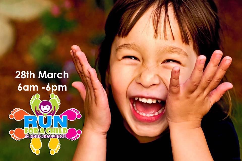 Run,WalknRoll with Run for a Child 28th March 2020