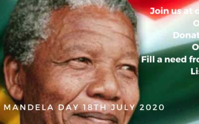 Mandela Day – 18th July 2020